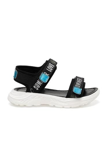 Seven Sandalet Siyah